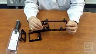 Arlington Low Voltage Mounting Brackets - LV1, LV2, LV3, and LV4
