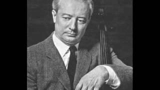 pierre fournier schumann concerto pour violoncelle & orch A minor Op.129 ii langsam 1956