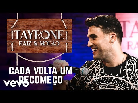 """[News]Assista ao vídeo de """"Cada Volta é um Recomeço"""", do cantor Tayrone"""