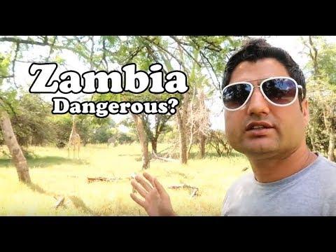 Lusaka Zambia Travel Experience
