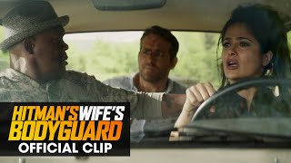 "The Hitman's Wife's Bodyguard (2021 Movie) Official Clip ""Officially on Honeymoon"" – Salma Hayek"