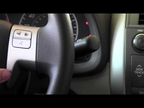 2011 | Toyota | Corolla | Bluetooth Phone Pairing | How To by Toyota City Minneapolis MN