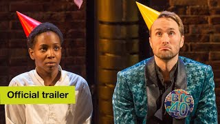 Official Trailer | Twelfth Night featuring Tamsin Greig | National Theatre at Home
