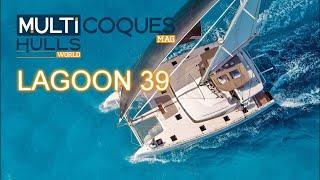 Lagoon 39 essai / test Multicoques Mag