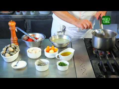Rick's Café - Easy Recipe - Fisherman stew