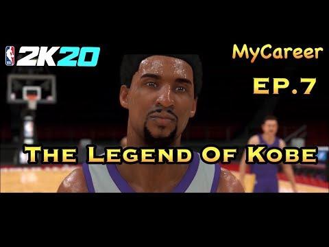 NBA 2K20 MyCareer: The Legend Of Kobe EP 7- Summer League!