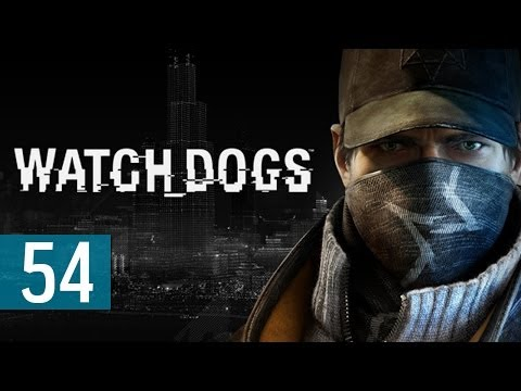 "Watch Dogs - Let's Play - Part 54 - [Side Missions, Exploration] - ""The Mercedes Sleeps Tonight"""