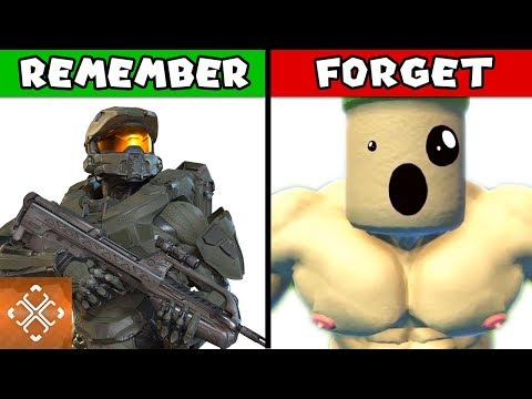 10 TERRIBLE XBOX Games Microsoft Wants YOU To Forget
