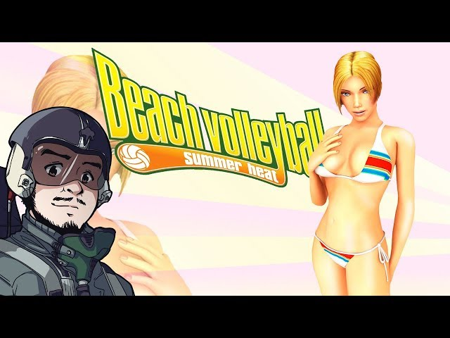 So this isn't Dead or Alive? | Summer Heat Beach Volleyball