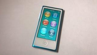 Video Unboxing the Blue 16GB iPod Nano 7G - Used download MP3, 3GP, MP4, WEBM, AVI, FLV Oktober 2018