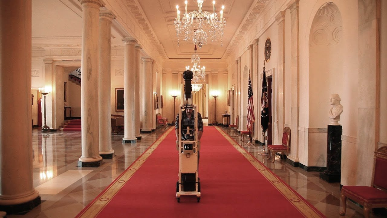 Behind The Scenes: The Google Art Project At The White House   YouTube