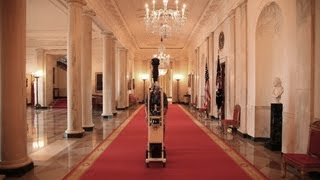 Behind the Scenes: The Google Art Project at the White House Free HD Video