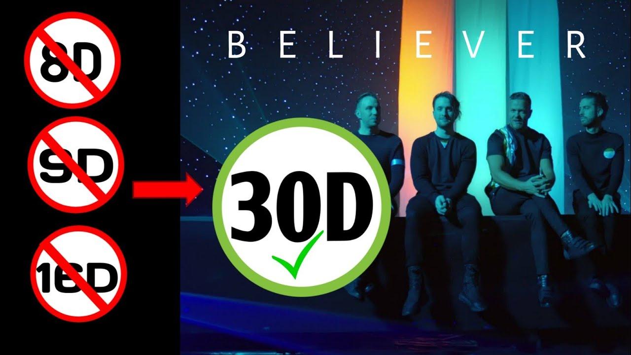 Download ||30D AUDIO|| Imagine Dragons - Believer Song In 30D Audio Use Headphones!!!