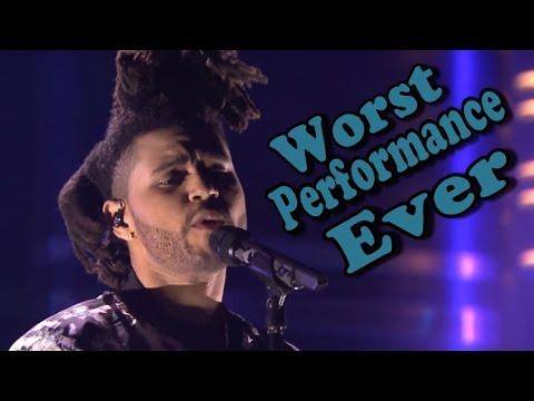 The Weeknd - SHREDS! - Earned it
