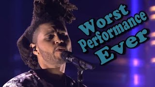 The Weeknd - SHREDS! - Earned it thumbnail