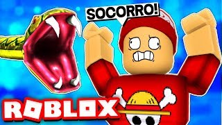 SWALLOWED BY a COBRA OF 1,000 METERS → Roblox funny moments #147 😂🎮