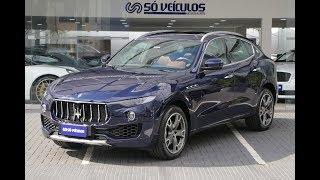 Maserati Levante Q4 Blu Passion 17/17 - Só Veículos