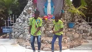 Chantre Fernand de Nazareth.        Dance Xavier et Raoul