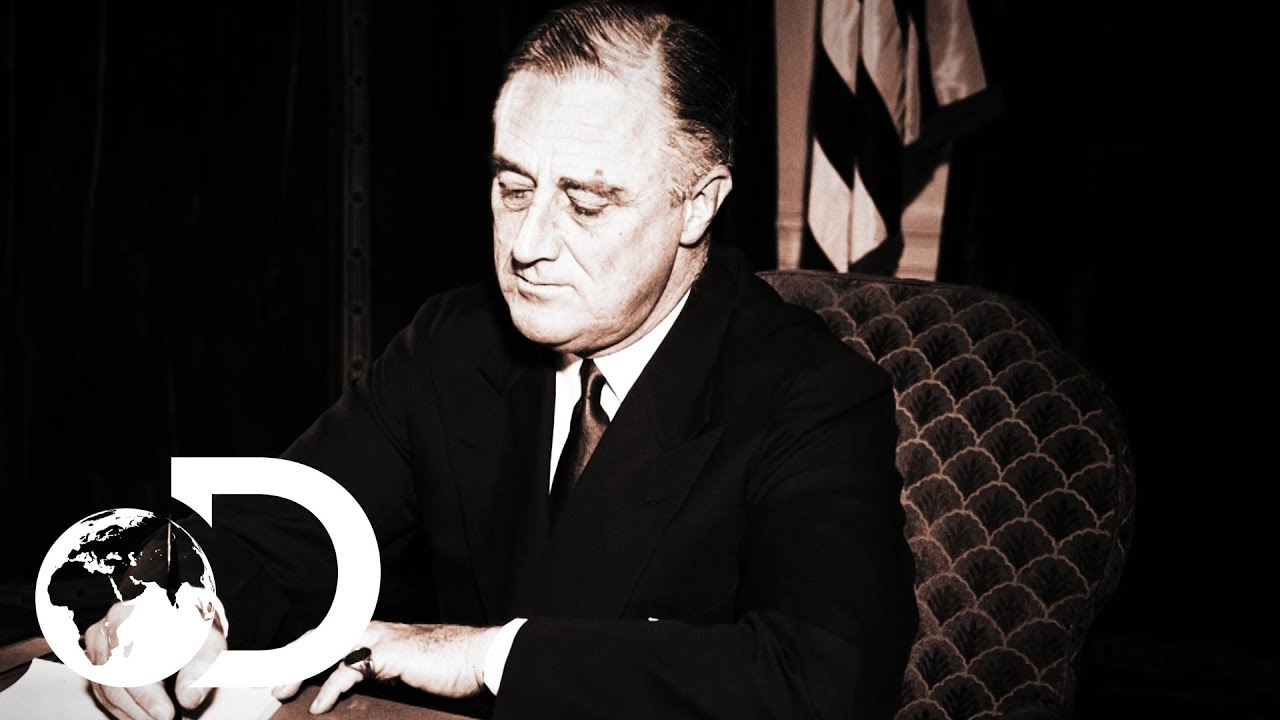 Was President Roosevelt In Possession Of Extraterrestrial Technology? | UFO: The Lost Evidence