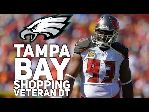 Gerald McCoy Trade To The Eagles? Tampa Bay Aggressively Finding Trade!