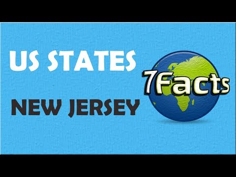7 Facts About New Jersey