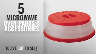 Top 10 Microwave Oven Parts & Accessories [2018]: Tovolo Collapsible Microwave Cover