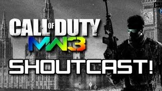 MW3 Shoutcast - CodCasting? w/ The Crew! Episode 57