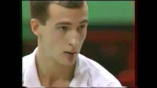 """Андрей Олегович Медведев """"Новичок Года ATP"""" 1992 года"""
