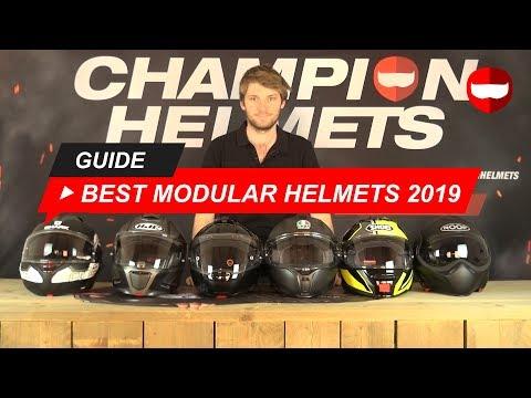 The Best Modular Helmets of 2019 - ChampionHelmets.com