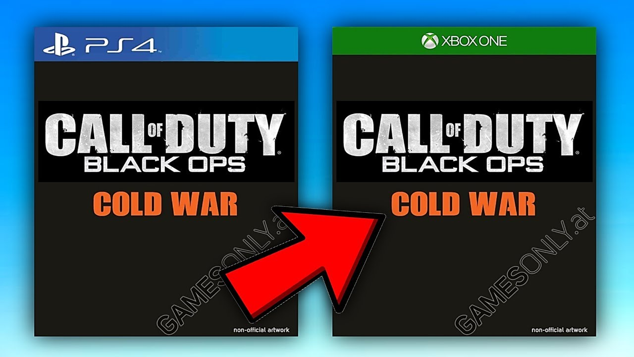 Call Of Duty Black Ops Cold War Pre Order Listing Live Release