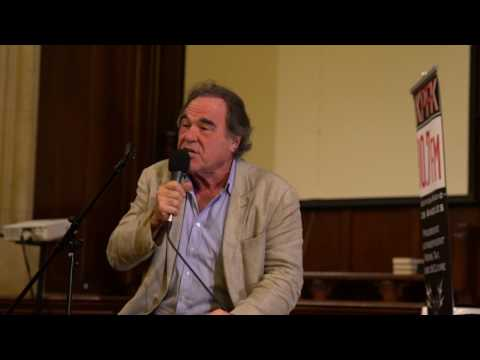 Oliver Stone on Reagan and the Iran–Contra scandal