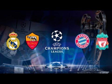 Sorteo semifinales champions league y europa league en vivo