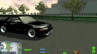 DRIFT Нa Nissan Skyline Gt-R R-32
