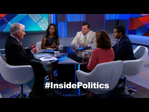 Inside Politics: presidential priorities