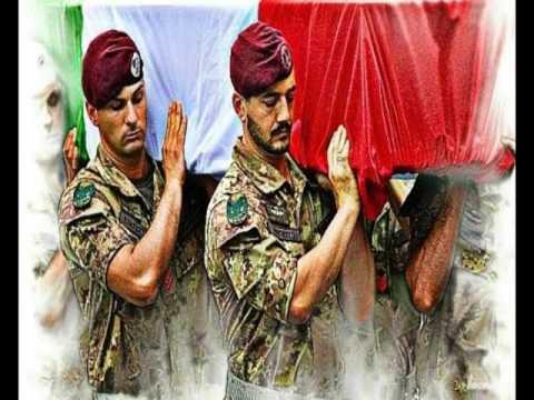 Onore ai caduti dell'Esercito Italiano