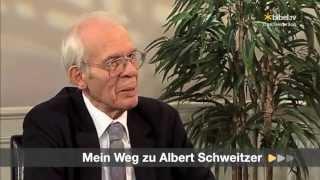 Mein Weg zu Albert Schweitzer; Siegfried Neukirch - Bibel TV das Gespräch