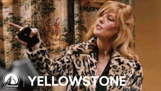 Beth Bails Out Monica | Yellowstone | Paramount Network