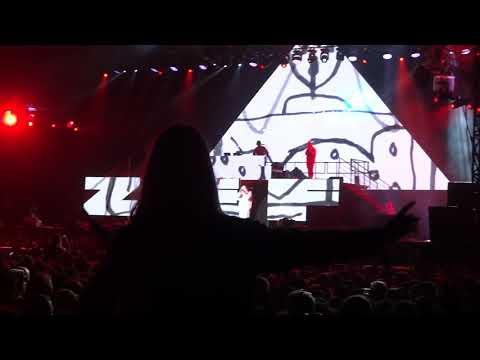 Die Antwoord - Enter The Ninja Vieilles charrues