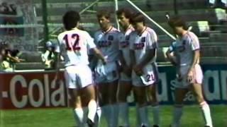 видео матчи сборной СССР на ЧМ-1986