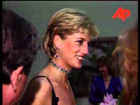 Princess Diana's 36th birthday