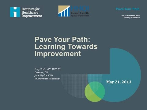 Pave Your Path #4: Improvement Science and Helpful Techniques