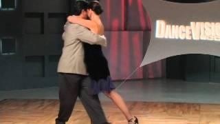 Argentine Tango - Strictly Volcadas - Ballroom Dance DVD