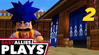 Kyle Plays Mystical Ninja Starring Goemon - Part 2
