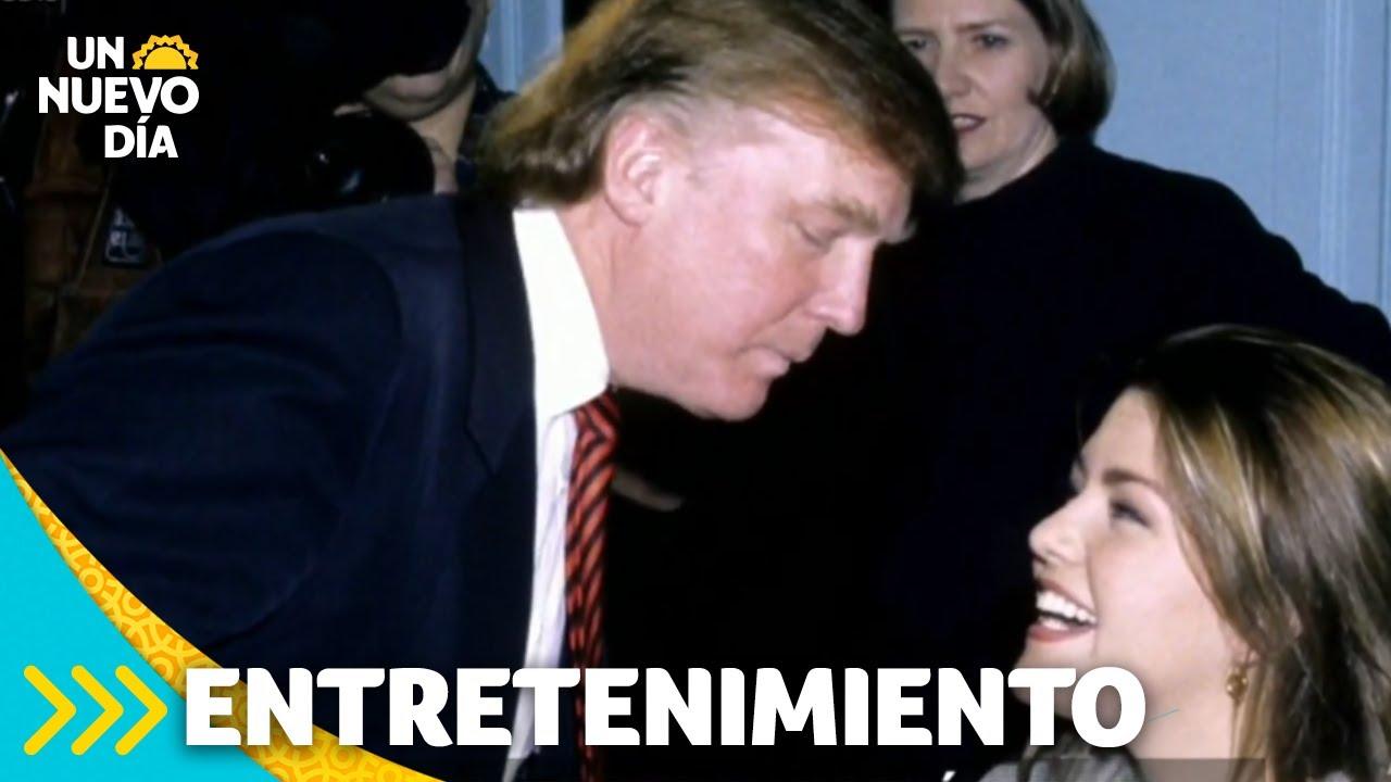 Alicia Machado aclara por qué dijo que podría votar por Donald Trump | Un Nuevo Día | Telemundo