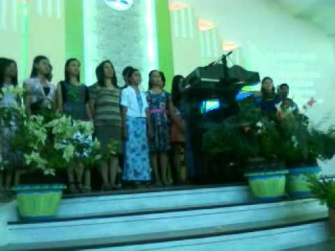 with all my heart by Rosario Hts. Choir