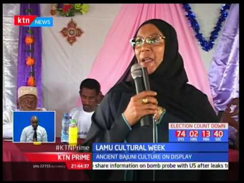 Island of Lamu was a swarm of activities as the County held the 2nd annual Cultural week