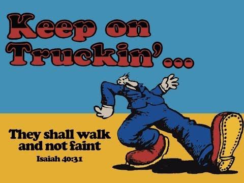 Keep On Truckin' - 12.1.13