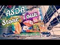 👍 ASDA - Scotland/UK Grocery Store Tour 🍎 // SHOP WITH US!