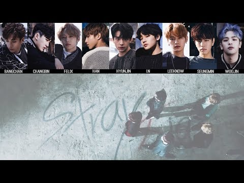 Stray Kids - District 9 MV + Lyrics Color Coded HanRomEng