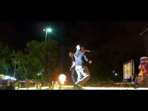 Rakim y Ken Y - Tuve un Sueño (Mix 107.7 La Feria) LIVE (FoGoNeO.CoM)